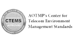 AOTMP's Center for Telecom Environment Management Standards