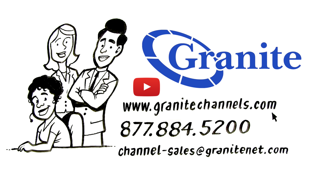 Granite Channels Presentation Video Cover